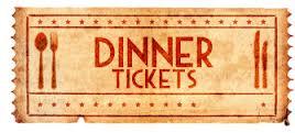 dinner ticket