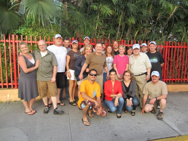 Texas Fence Association - Ronald McDonald House Miami 2012